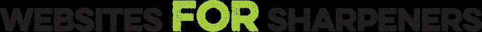 Websites For Sharpeners