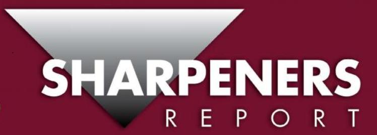 Sharpeners Report